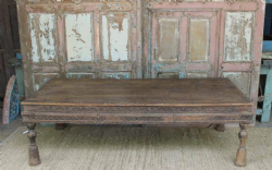 Early 19th Century Temple Day Bed, Patan, Gujarat  <b>SOLD<b>